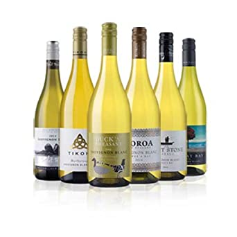 White Wine New Zealand Sauvignon Blanc Collection 75cl (Mixed case of 6)