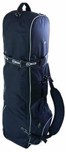 Protekt Housse pour sac de golf Noir (Wheeled golf travel cover)