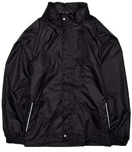 Regatta Pack It Jacket - Black, Size 2