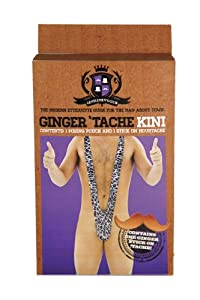 Gentleman's Club Ginger Tache Kini