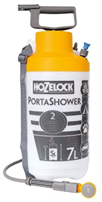 Hozelock 4in1 Porta Shower