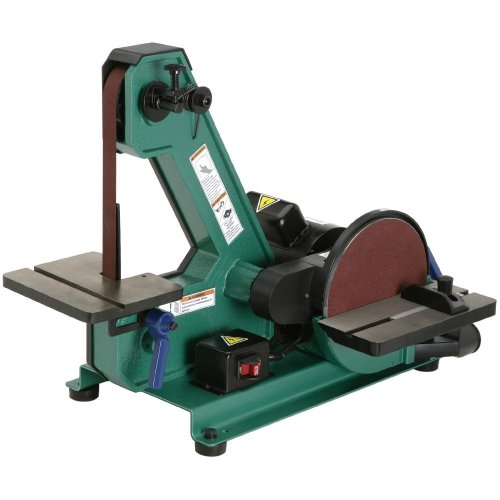 Grizzly H8192 1″ X 8″ Belt/Disc Sander
