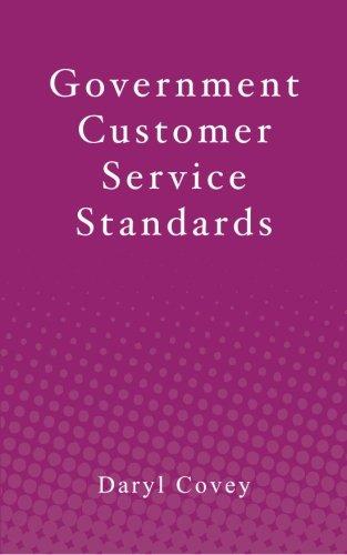 Government Customer Service Standards