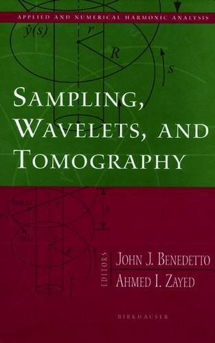 Sampling, Wavelets, and Tomography (Applied and Numerical Harmonic Analysis)