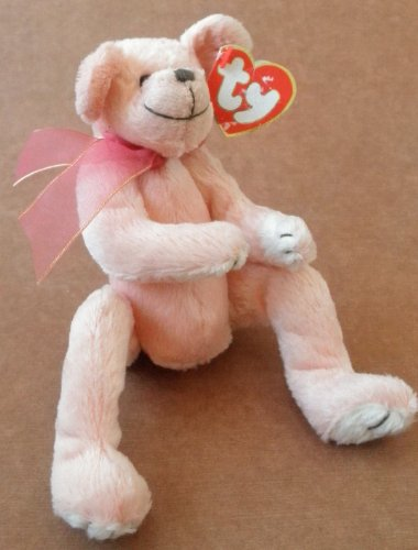 TY Attic Treasure Collection Hayes the Bear Stuffed Animal Plush Toy