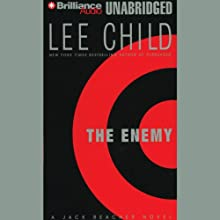 The Enemy Audiobook by Lee Child Narrated by Dick Hill