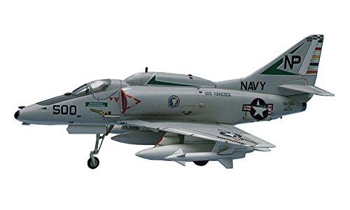 ハセガワ 1/72 アメリカ海軍 A-4E/F スカイホーク プラモデル B9