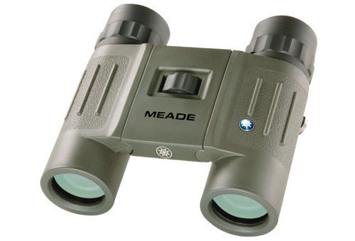 Meade Instruments 10x25 Wilderness Rugged Waterproof Binocular with strap & case