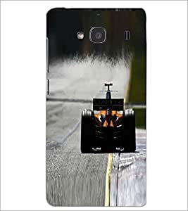 PRINTSWAG RACING CAR Designer Back Cover Case for XIAOMI REDMI 2S