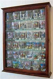 36 Verres Shooter De Collection Pr Sentoir Bo Te Miroir