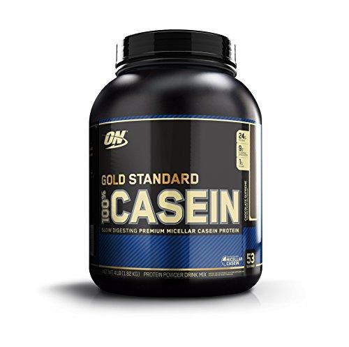 Optimum Nutrition 100% Casein Protein, Chocolate Supreme, 4 Pound