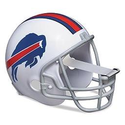 Scotch NFL Helmet Tape Dispenser, Buffalo Bills, Plus 1 Roll Tape 3/4\