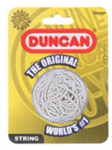Duncan Yo Yo String, White (5-Pack)