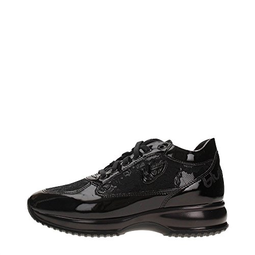 Blu Byblos 667205 Sneakers Donna Sintetico Nero Nero 40