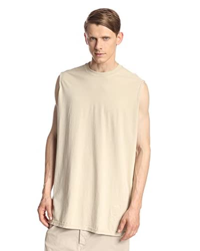 Rick Owens DRKSHDW Men's Jersey Top Georibbon T-Shirt