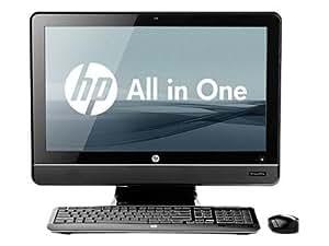 """Compaq Elite 8200 AIO Ordinateur de bureau tout-en-un Professionnel 23"""" LED Intel Core i3 500 Go 2048 Mo Windows 7 Noir"""