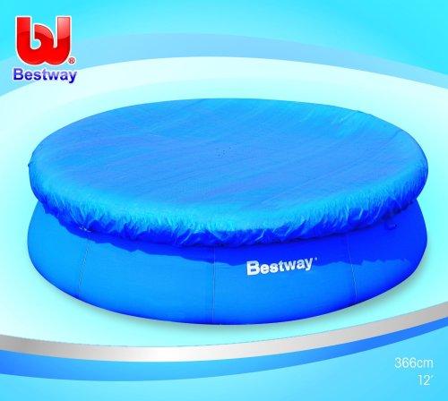 Opiniones de bestway funda para piscina tama o 366 cm for Funda para piscina