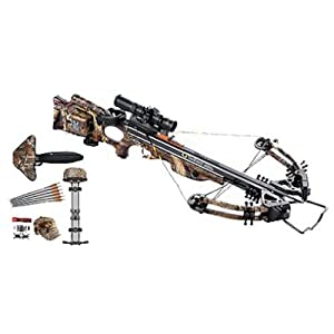 TenPoint Carbon Elite XLT Crossbow with ACUdraw