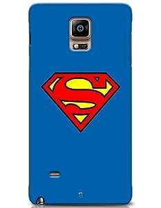 myPhoneMate Superman Logo case for Samsung Galaxy Note 4