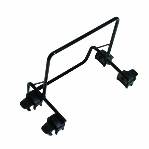 Mountain Buggy Car Seat Adapter for Chicco Keyfit To Swift and Mini Clip 13, Black