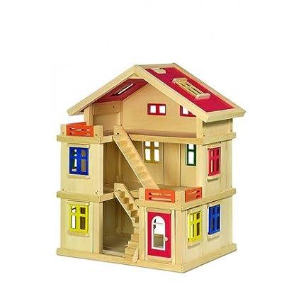 Legler - Maisons de poupée - Maison de poupée Deluxe