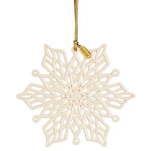 Lenox 2013 Snow Fantasies Snowflake Ornament