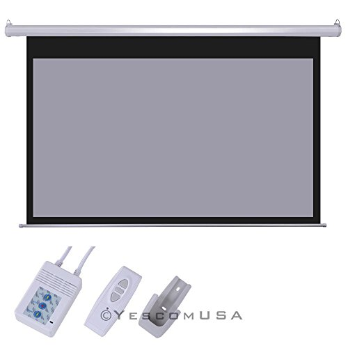 Save 100 16 9 Grey Material Foldable Electric