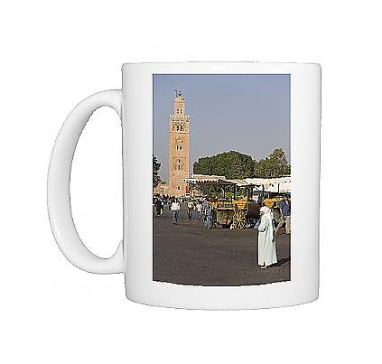 Photo Mug Of Jemaa El Fna (Djemaa El Fna) Square From Robert Harding