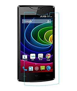 Snaptic Ultra Hd Curved Edge Tempered Glass Screen Protector For Micromax Canvas Bolt S300