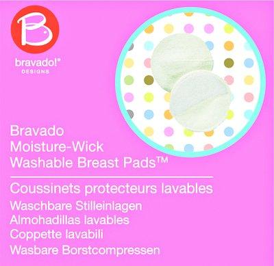 Bravado Breast Pads