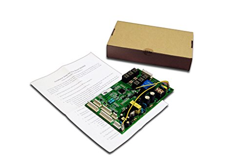 Refrigerator Main Control Board for Ge Wr55x10942 (1, Control Board) (Refrigerator Motherboard compare prices)