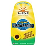 Unscented Concentrated Dish Liquid - 128 oz. Economy Refill Gallon