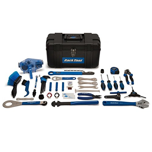 Park Tool AK-2 Advanced Mechanic Tool Kit Blue, One Size (Park Cone Wrench Set compare prices)