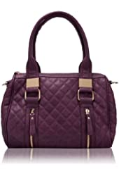 Melie Bianco Samantha Quilted Handbag