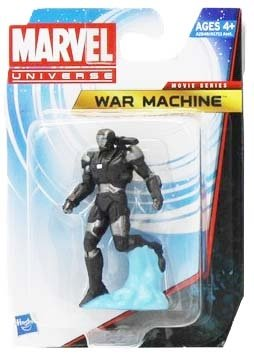 Marvel Universe War Machine 2.5 Action Figure Movie Series - 1