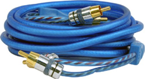 Db Link Cl20Z 20Ft Double Shielded Competition Series Rca Cable