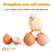 Strengthen your self-esteem: Get a higher self-confidence through hypnosis (       UNABRIDGED) by Michael Bauer Narrated by Carina Bauer