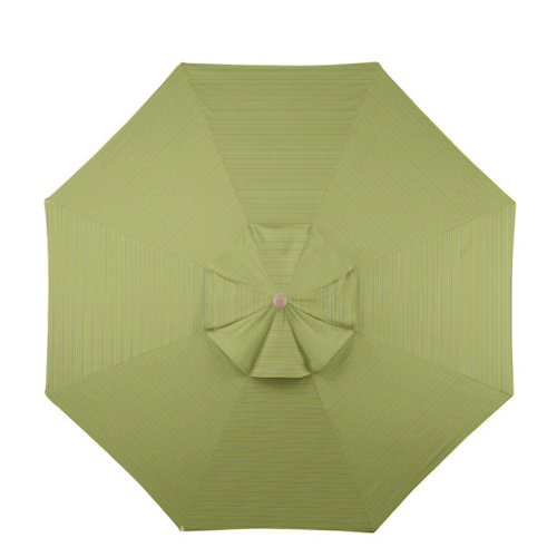 Epic  Patio Umbrella Replacement Canopy Canvas Red Sunbrella Ballard Designs