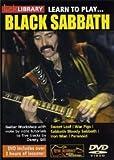 Learn To Play Black Sabbath [DVD]