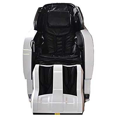 Infinity Iyashi Massage Chair - Back in Black (Black & White)