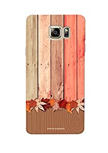 Sowing Happiness Printed Back Cover for Samsung Galaxy Note 5