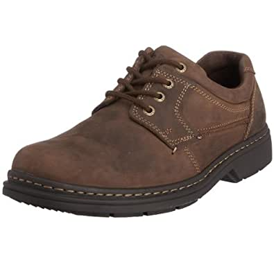 Hush Puppies Mens Outlaw Brown Derby H13108120 9.5 UK, 43.5 EU