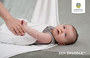 Swaddle - The Original Award Winning Zen Swaddle With Touch Sense