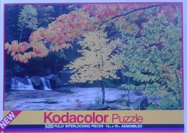 Bear River, Maine 500 Piece Puzzle
