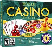 Popular Encore Hoyle Casino Games 2008 Jc Box Including Baccarat Blackjack Craps Four Card Poker