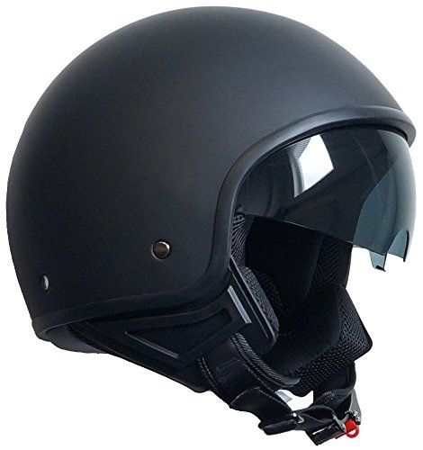 jethelm helm motorradhelm rollerhelm chopperhelm mit. Black Bedroom Furniture Sets. Home Design Ideas