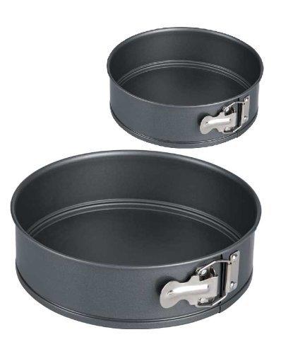 Set of 2 - Classic Advanced Springform Pan Non-Stick Leak Proof 9