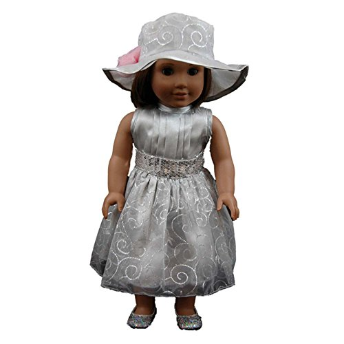 the-queens-treasures-silver-sensation-dress-for-18-inch-dolls-and-american-girl
