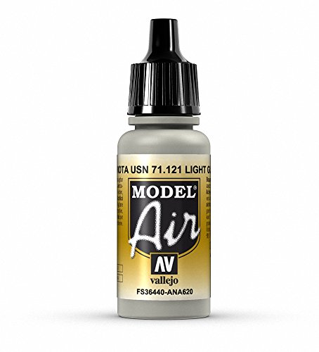 Vallejo USAF Light Grey Paint, 17ml