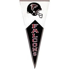 Buy Atlanta Falcons NFL Winning Streak Classic Pennant by Winning Streak